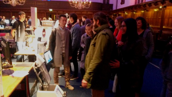 R3D3 at Twente Science Night